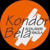 logo Kondor Béla Általános Iskola