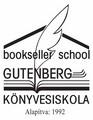 logo Gutenberg János Könyvkereskedelmi Szakközépiskola