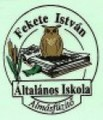 logo Almásfüzitői Fekete István Általános Iskola
