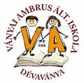 logo Ványai Ambrus Általános Iskola és Alapfokú Művészeti Iskola