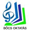 logo Bőcsi Általános Iskola, Szakközépiskola és Alapfokú Művészeti Iskola.