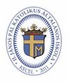 logo II. János Pál Katolikus Általános Iskola és Óvoda