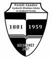 logo Kecskeméti Főiskola Petőfi Sándor Gyakorló Általános Iskola és Gyakorló Óvoda