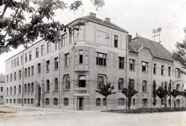 Kiss Ferenc Erdészeti Szakgimnázium 1955