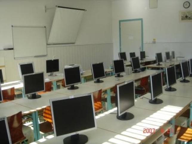Számítógép tanterem