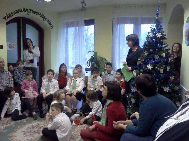 2012. Karácsonyi ünnepség