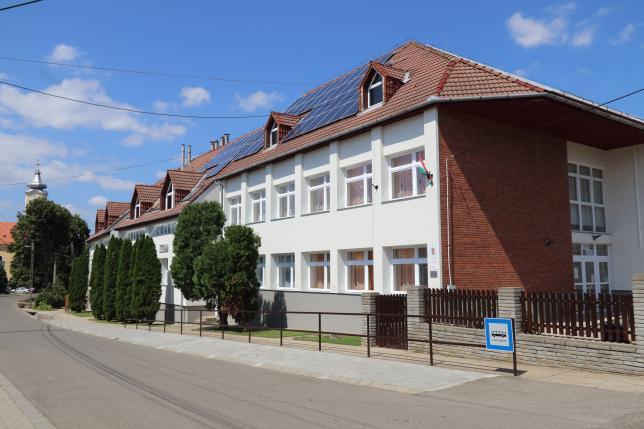 A Sombereki Általános Iskola és Alapfokú Művészeti Iskola